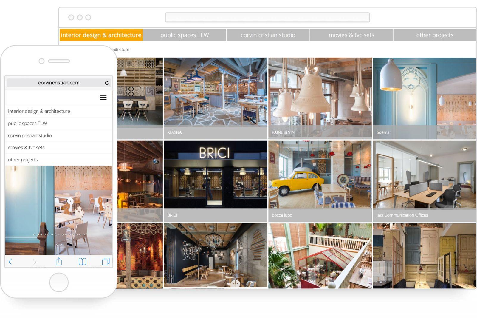 Corvin Cristian Studio - arhitectură și design